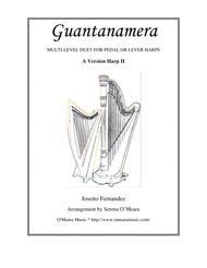 Guantanamera, A-Version, Harp II