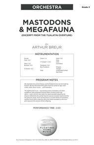 Mastodons & Megafauna - Orchestra