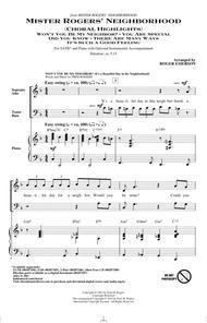 Mister Rogers' Neighborhood (Choral Highlights) (arr. Roger Emerson)