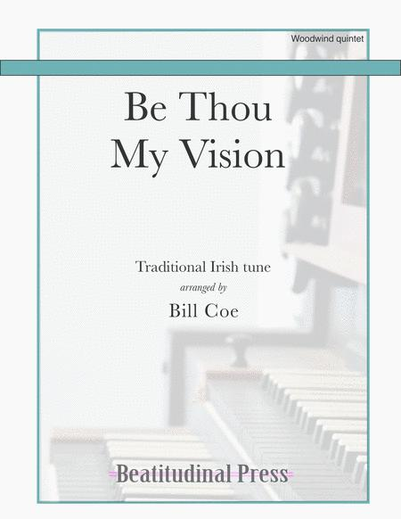 Be Thou My Vision woodwind quintet