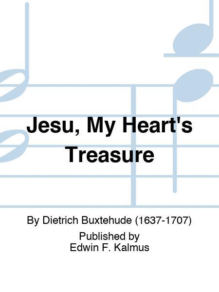 Jesu, My Heart's Treasure