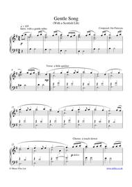 Gentle Song