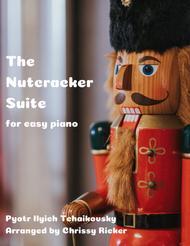 The Nutcracker Suite - easy piano