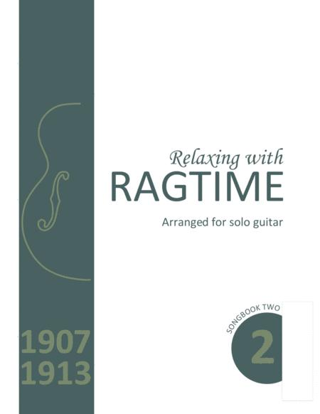 Relaxing with Ragtime Songbook, Volume 2