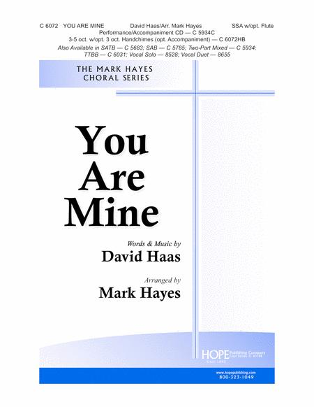 You Are Mine-SSA-Digital Version