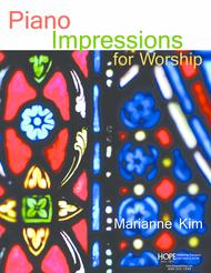 Piano Impressions for Worship, Vol. 1