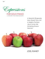 Expressions for Solo Piano-Digital Version