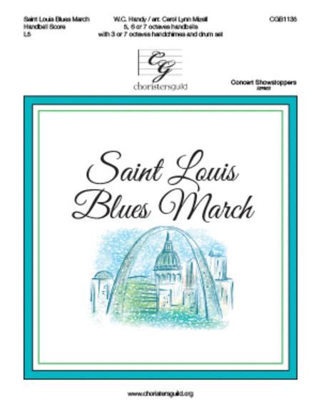 Saint Louis Blues March - Handbell Score