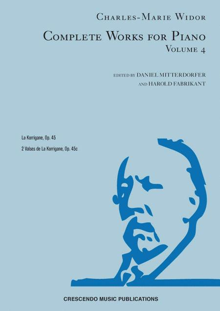 Complete Works for Piano, Volume 4