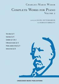 Complete Works for Piano, Volume 2