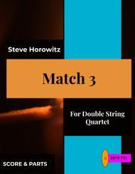 Match 3-Double Quartet