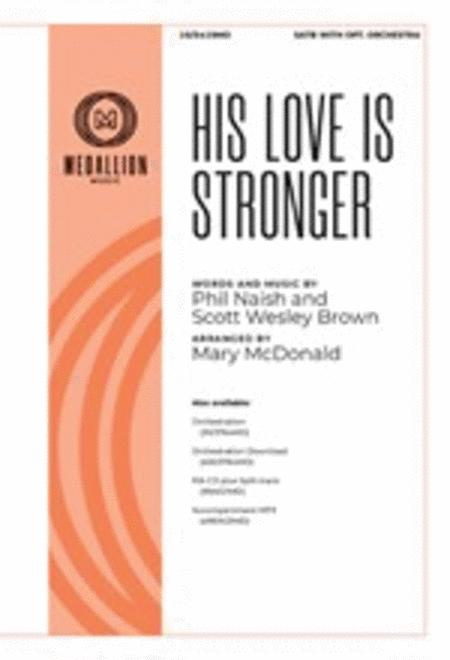 His Love Is Stronger