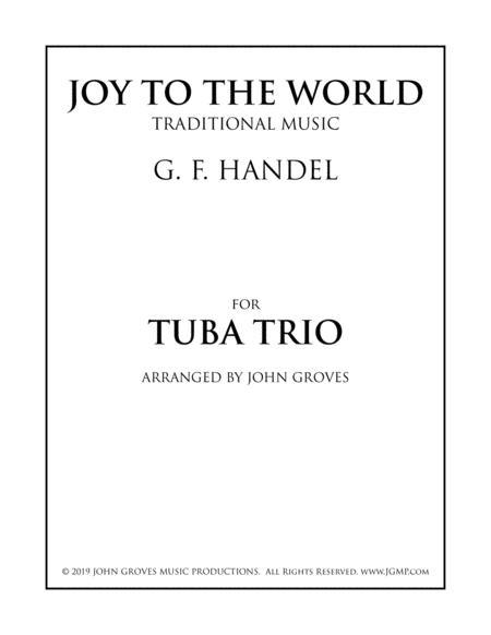 Joy To The World - Tuba Trio