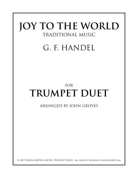Joy To The World - Trumpet & Tuba Duet