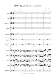 Der Zigeunerbaron Ouverture - arr. for chamber orchestra