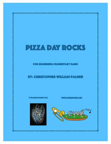 Pizza Day Rocks