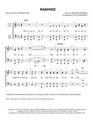 Rawhide (Quartet)