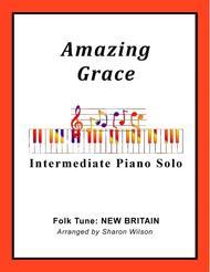 Amazing Grace (Intermediate Piano Solo)