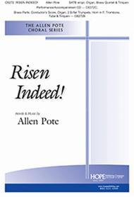 Risen Indeed!