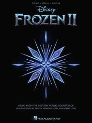 Frozen II Piano/Vocal/Guitar Songbook