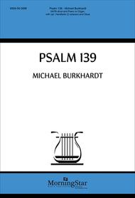 Psalm 139 (Choral Score)