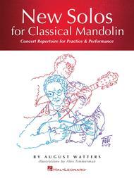 New Solos for Classical Mandolin