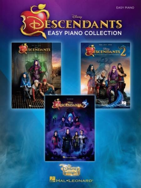 The Descendants Easy Piano Collection