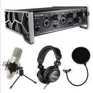 Tascam US-2x2 Trackpack