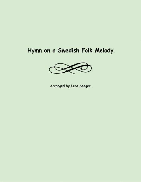 Hymn on a Swedish Folk Melody (two violins and cello)