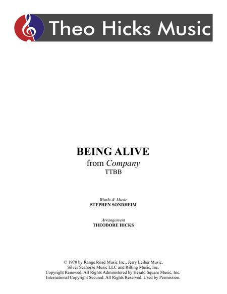 Being Alive (from Company)