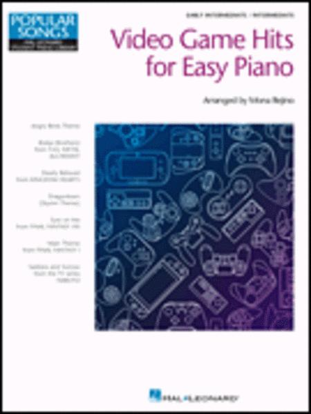 Video Game Hits for Easy Piano - Popular Songs Series