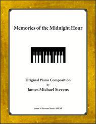 Memories of the Midnight Hour - Romantic Piano
