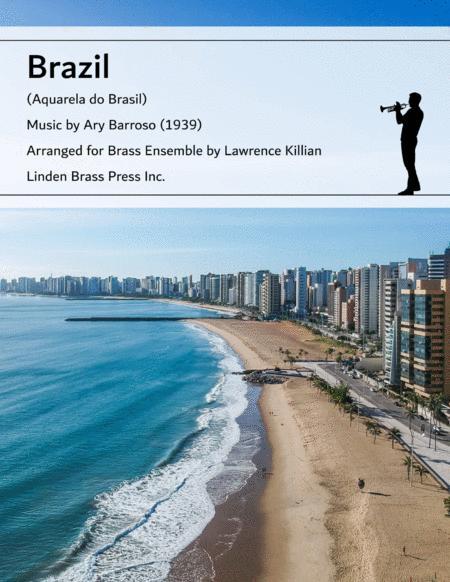 Brazil for Brass Ensemble