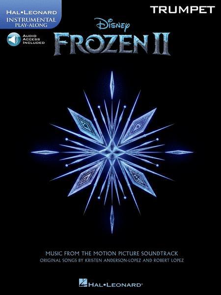 Frozen 2 Trumpet Play-Along
