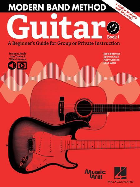 Modern Band - Guitar (book/audio/video)