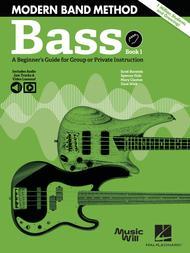 Modern Band - Bass (book/audio/video)