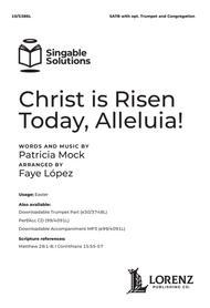 Christ is Risen Today, Alleluia!