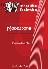 MOONSTONE (Accordion orchestra full score and parts)