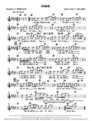 Imagine John Lennon Lead Sheet Key Of Gb By John Lennon Digital Sheet Music For Piano Solo Piano Vocal Chords Piano Accompaniment Organ Flute Oboe Clarinet English Horn Bassoon Alto Sax Tenor Sax Soprano Sax Trumpet Violin Viola Voice Soprano