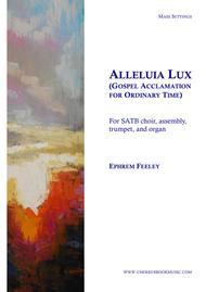 Alleluia Lux