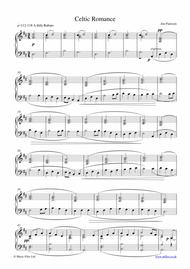 Celtic Romance (extended version) for Piano