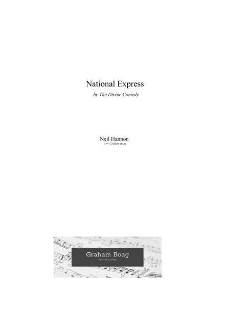 National Express for Brass Band