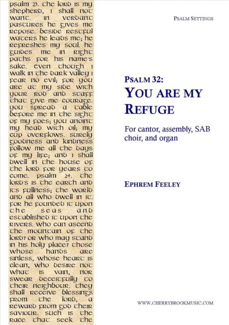 Psalm 32: You are my Refuge