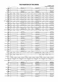 Phantom Of The Opera 					 Digital Sheet Music 					 By Iron Maiden
