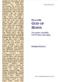 Psalm 80: God of Hosts