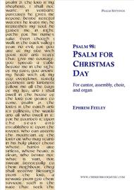 Psalm 98: Psalm for Christmas Day