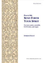 Psalm 104: Send Forth Your Spirit