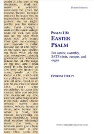 Psalm 118: Easter Psalm