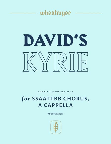 David's Kyrie