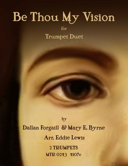 Be Thou My Vision Trumpet Duet